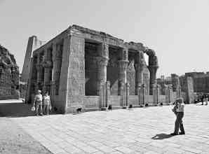 gypten - Edfu - Tempel des Horus