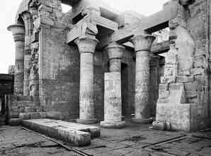 gypten - Kom Ombo Tempel